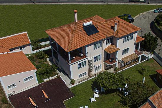 Casa das Hortênsias – Charming Guest House