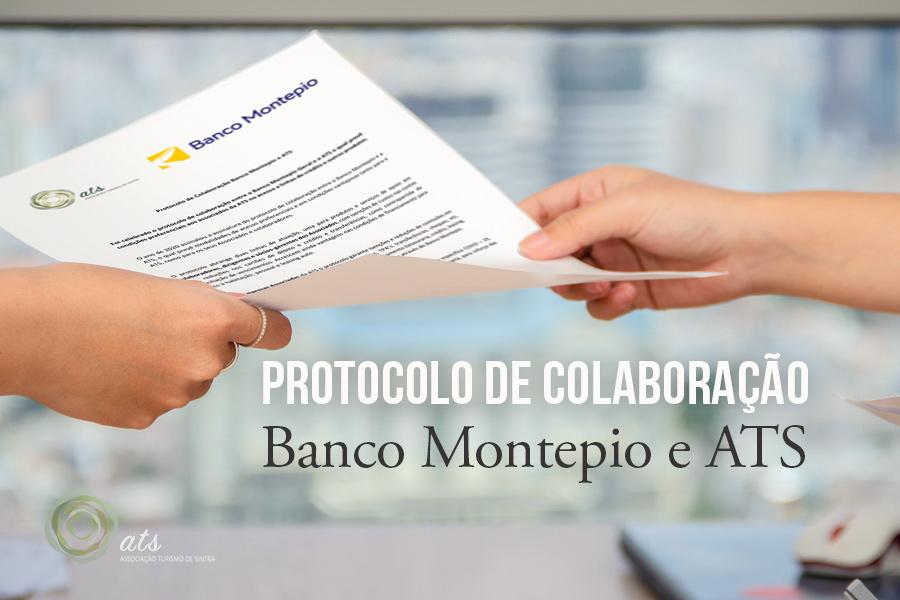 Protocolo de Colaboração Banco Montepio e ATS